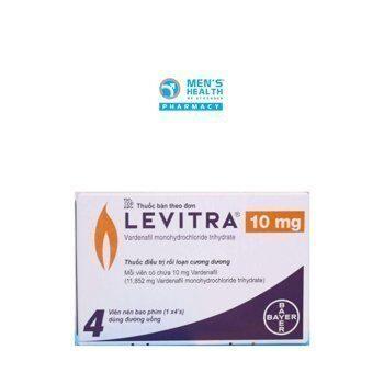 LEVITRA 10 mg – Hỗ Trợ Cương Dương