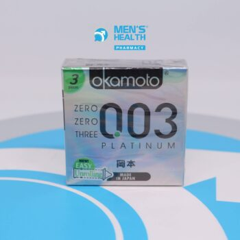 Bao cao su siêu mỏng Okamoto 0.03 Real- FIT
