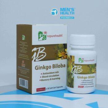 Ginkgo Biloba NZPureHealth