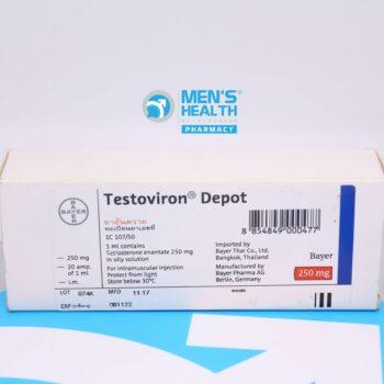 Testoviron Depot 250 – Thuốc tiêm testosterone 20 ống