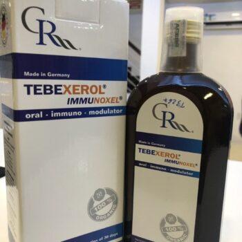Tebexerol Immunoxel 500 ml – Tăng cường miễn dịch cho cơ thể