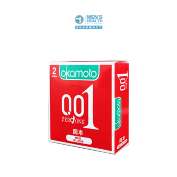Bao Cao su Okamoto 0.01 PU Siêu mỏng