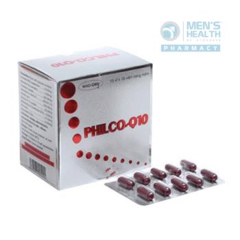 Philco – Q10 – Chống oxy hóa bảo vệ cơ thể