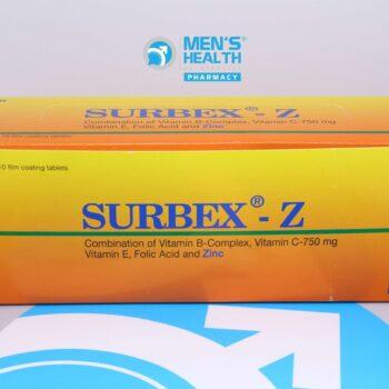 SURBEX Z -Thuốc Bổ Sung Vitamin B, C Và Kẽm