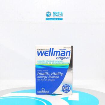 Thuốc Wellman Original Vitamin Tổng Hợp