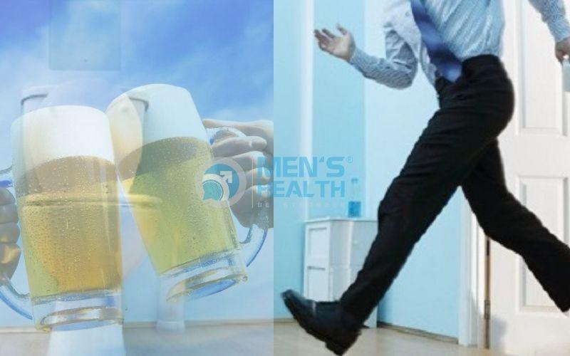 [Giải đáp] Đi Tiểu Nhiều Lần Do Uống Rượu Bia Có Phải Thận Yếu?
